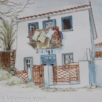 Skiathos Town House