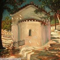 Aghios Nikolas, Skiathos, Greece