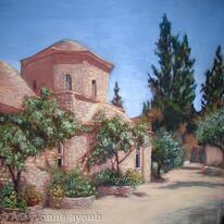 Evangelistra Monastery  001