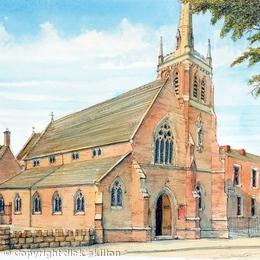 St Ambrose Kidderminster