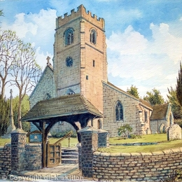 St Leonards Clent Nr Hagley Worcestershire