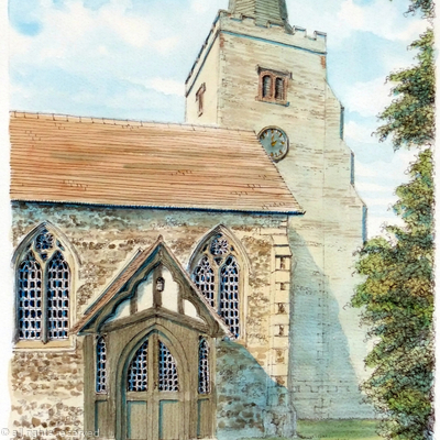st John The Baptist Danbury