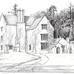 Bodidris Hall Denbighshire