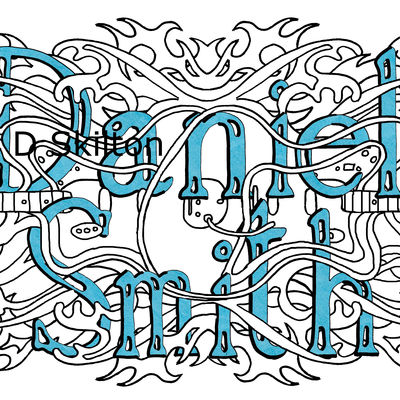 Guitar design first name and family name any names, any language sold as a jpeg via email with the right to copy