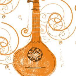 Early guitar. Ashmolean