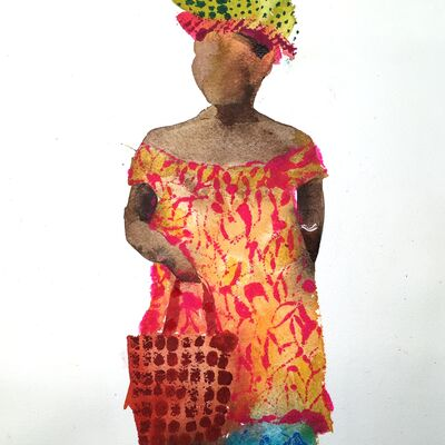Ugandan Woman 1