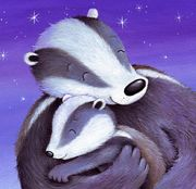 Badger cuddle