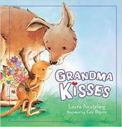'Grandma Kisses' published by Thomas Nelson USA 2015