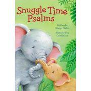 Snuggle Time Psalms written by Glenys Nelllist ( Zondervan 2016)