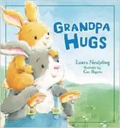 Grandpa Hugs published by Thomas Nelson 2017