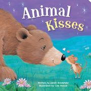 Animal Kisses, published by Rainstorm/Parragon November 2017