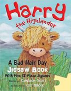 Harry the Highlander Bad Hair Day written by Cameron Scott.  Published by GW Publishing 2017