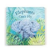 Elephants Can't Fly, published by Jellycat 2018