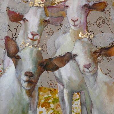 goats-white