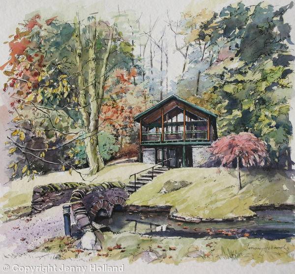 Lodge 51 Devoke Water (Ullswater)