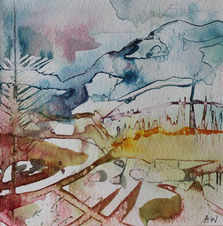 Langdale valley