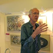 Artists' Artist winner David Thomas