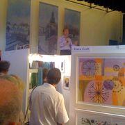 Tim Farron opening ArtFest North 2013