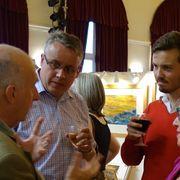Ian Stewart, Chris Hogg, Joel Mason and Rosie Wates