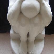 crouching man(2002)