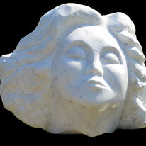 carrara head II (2007)