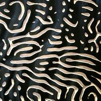 turing pattern III detail (2012)