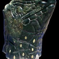 lizard head VI (2007)