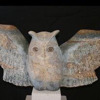 eagle owl (2006, revised 2015)