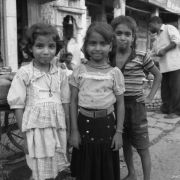 children of Varanasi