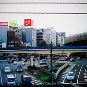 traffic of Japan