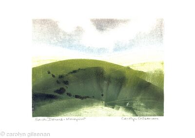 south-downs-study-i