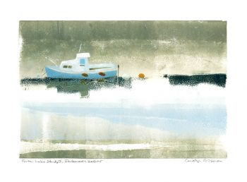 Forton Lake Study I, Portsmouth Harbour