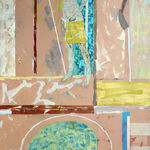 'daughter of the picts and mixed messages' triptych, 2012