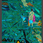 'young daughters of the picts' triptych 2010 (1st version)