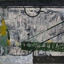 Painting Rocks of Solitude, Edzell