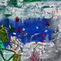 Rocks of Solitude, Edzell (detail)