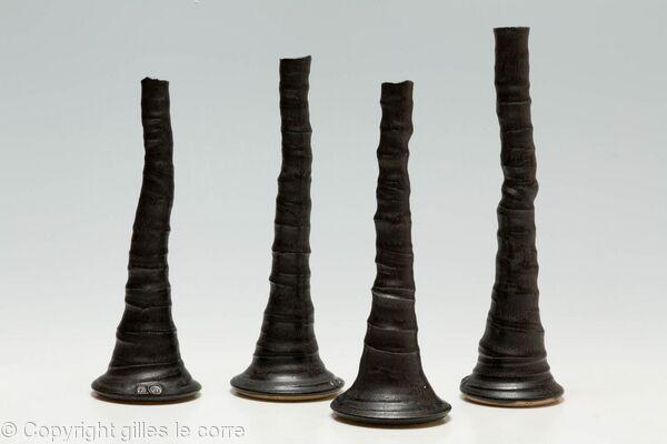 4 x black forest bottles
