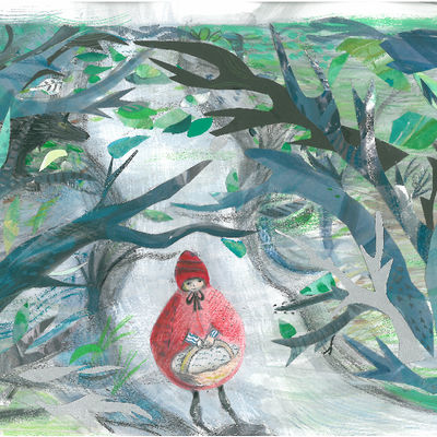 red riding hood's wood