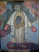 Tallit Boxer (Prayer Shawl)