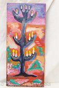 menorah (tree of lights)