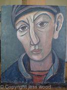 portrait of self