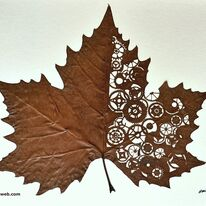 Leaf and Gears!