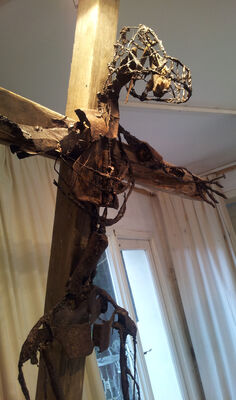 Head of Crucified