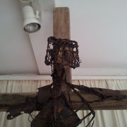 Front of Crucified