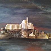 Floodlit Ibiza