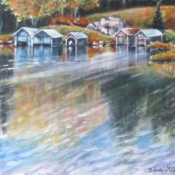 Magnetawan Boat Houses
