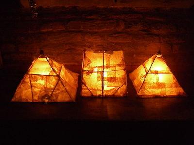lanterns in Nepal