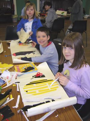 Colne Kids Art club