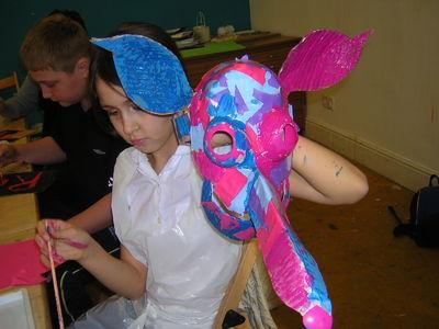 pobble mask