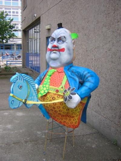 Mr Pickles at Hull Carnival 2011